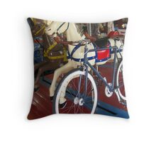 Fixie Play & Fun Throw Pillow