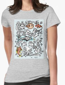 Cartoon Fishies T-Shirt