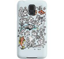 Cartoon Fishies IPhone Case Samsung Galaxy Case/Skin