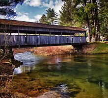 Bridge To the Past by Kathy Weaver