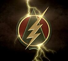 Arrow and The Flash by BigRockDJ