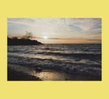 Lakeside - Waves, Sand and Sunshine Kids Tee