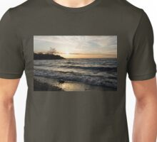 Lakeside - Waves, Sand and Sunshine Unisex T-Shirt