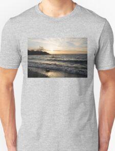 Lakeside - Waves, Sand and Sunshine Unisex T-Shirt