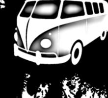 VW Graffiti  Sticker