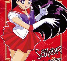 Sailor Mars by neocrystaltokyo