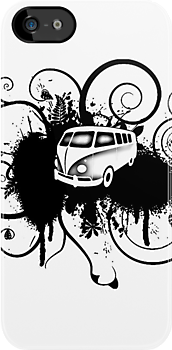 VW Graffiti  by aaronnaps