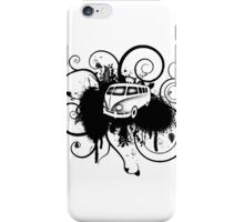 VW Graffiti  iPhone Case/Skin