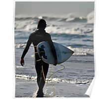 Rip Curl Surfs Up Poster