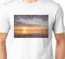 Golden Pink Toronto Sunrise Unisex T-Shirt