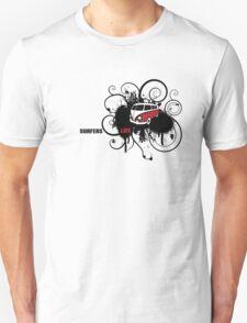 VW Graffiti Surfer life T-Shirt