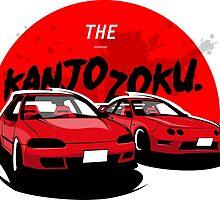 The Kanjozoku - Honda Civic/Integra by micfle08