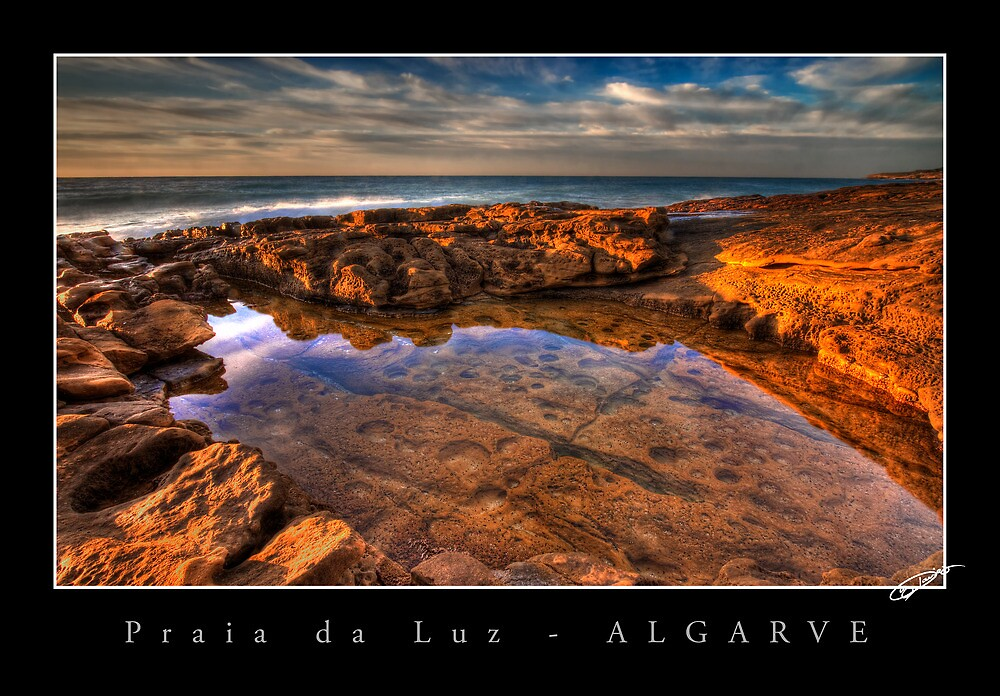 Rockpool HDR by Guy Davies