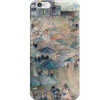 New Jersey Shore - Dangling Conversation - Long Beach Island iPhone Case/Skin