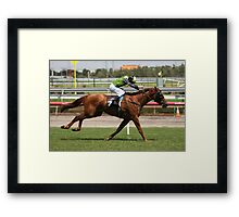 Royal Mail  Framed Print