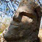 Sculputure, Castello Incantato, Sciacca, Sicily by Andrew Jones