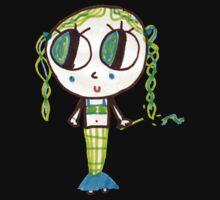 Mermaid Doozie Kids Tee