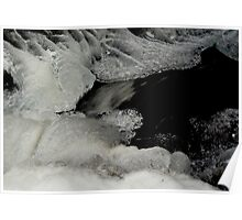 Landscape In Ice Poster