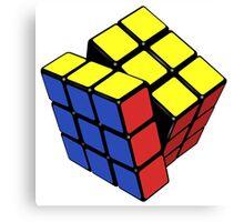 Rubik's cube stuff 3 Canvas Print