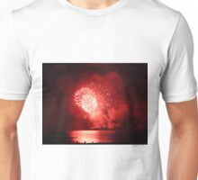 The sky is Red  Unisex T-Shirt
