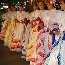 Traditional Coloured Costumes - Tradicional Trajes De Colores by Bernhard Matejka