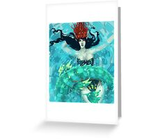 Calmness Greeting Card
