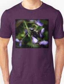 Night Glow of a Bee Unisex T-Shirt