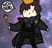 Sherlock Holmes, Not dead! by BrenG