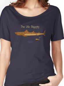 The Life Aquatic - Jaguar Shark Women's Relaxed Fit T-Shirt