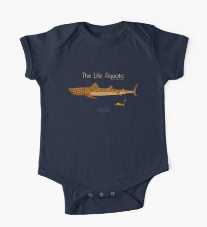 The Life Aquatic - Jaguar Shark One Piece - Short Sleeve
