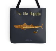 The Life Aquatic - Jaguar Shark Tote Bag