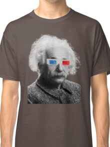 Einstein - 3D Classic T-Shirt