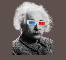 Einstein - 3D Unisex T-Shirt