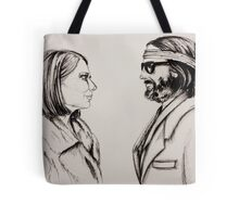 Margot and Richie Tote Bag