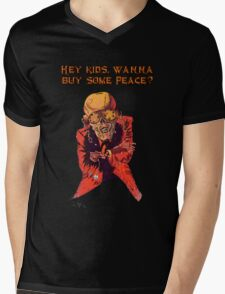 Wanna Buy Some Peace?  Mens V-Neck T-Shirt