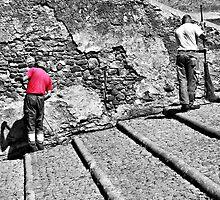 Sweep-Bracciano, Italy by Deborah Downes