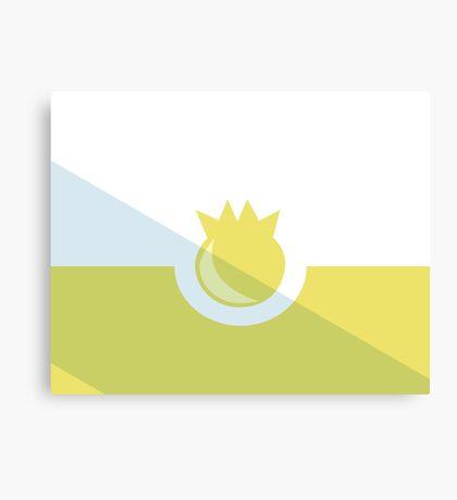 Pineapple PC Canvas Print