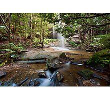 Adelina Falls, Lawson NSW Photographic Print