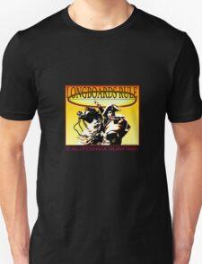 Longboards Rule Unisex T-Shirt