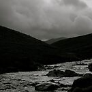 The River Caldew. by Lou Wilson