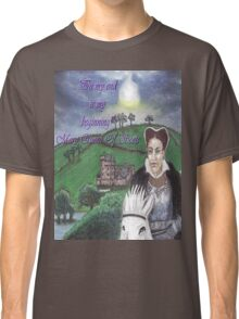 My End Is My Beginning! Mary Queen Of Scots Classic T-Shirt
