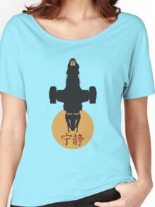 Firefly - Serenity Silhouette - Joss Whedon Women's Relaxed Fit T-Shirt