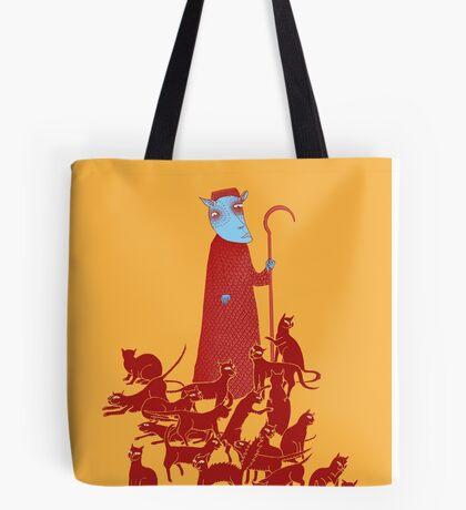Herding Cats Tote Bag