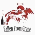Fallen From Grace T-shirt by Bradsite