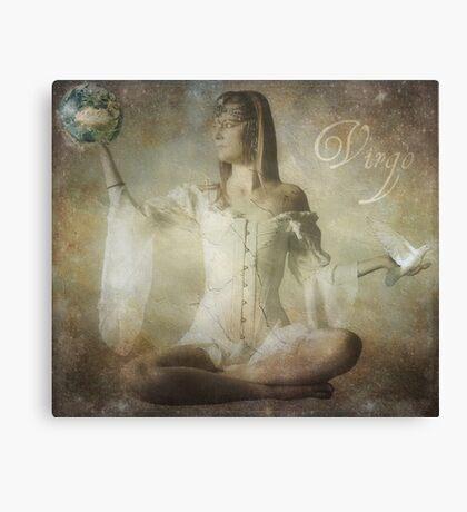 Virgo... Canvas Print