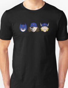 Metropolitan Big 3 T-Shirt T-Shirt