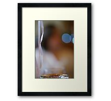 17th Framed Print
