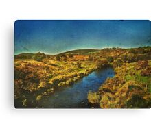 Sweet Memories of Ireland Canvas Print