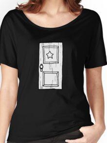 Scott Pilgrim vs The World // Subspace Door Women's Relaxed Fit T-Shirt