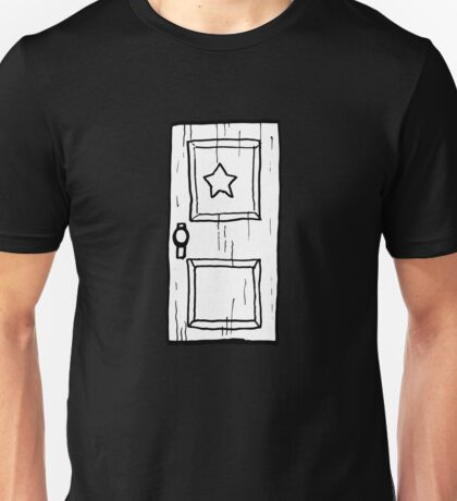 Scott Pilgrim vs The World // Subspace Door Unisex T-Shirt